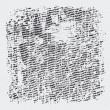 Grunge halftone textures -  