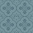 Ornament, seamless vector pattern. — Stockvectorbeeld