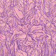 Royalty-Free Stock Vektorfiler: Floral background.