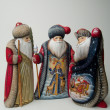Three kings alpha — Stock Photo