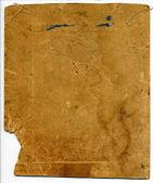 复古纸张纹理。纸的旧东西 — 图库照片