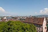 Cityscape in Basel — Foto Stock