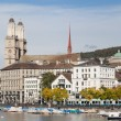 Zurich, Great Minster — Stock Photo #33314927