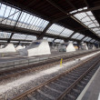 Platforms at the Zurich Main Railway Station — Stock Photo #33387583