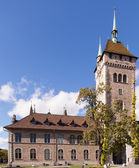 Swiss National Museum Zurich — Stock Photo