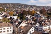 Cityscape of Zurich — Foto de Stock