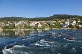 上部莱茵河 — 图库照片