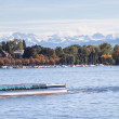 Lake Zurich, Autumn — Stock Photo #35132103