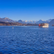 Lake Lucerne — Foto Stock