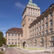 University of Zurich — Stock Photo