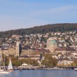 Zurich cityscape — Stock Photo #37988787