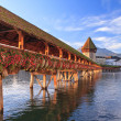Lucerne, early morning — Stock Photo #41792529