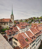 Bern cityscape, HDR — Stock Photo