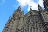 Catedral arucas — Foto de Stock