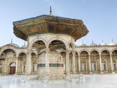 Stock Photo: Mohammed Ali Basha Mosquean, citadel of salah el din in Cairo — Stock Photo