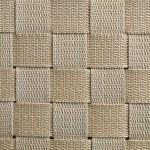 Pattern woven wool fibers — Stock Photo #19188945