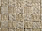 Pattern woven wool fibers — Stockfoto