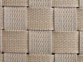 Pattern woven wool fibers — Stock Photo