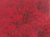 Texture of red fabric and dyed — Stock Photo