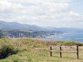Sea coast of Asturias — Stock Photo