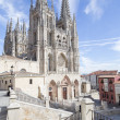 Burgos Cathedral, Spain — Stock fotografie