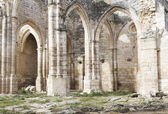Gothics ruins — Stock Photo