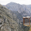 Picos de Europa viewpoint — Foto Stock