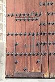 Puerta rústica — Foto de Stock