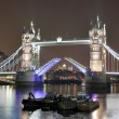 Famous Tower Bridge in the evening, London — Stock Photo #47135479