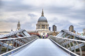 St Paul's Cathedra — Stock Photo