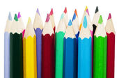 Coloring Pencils — Stockfoto