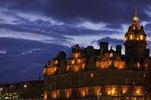 Hotel balmoral, em edimburgo, escócia, reino unido — Foto Stock
