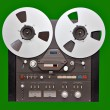 Stock Photo: Analog Stereo Open Reel Tape