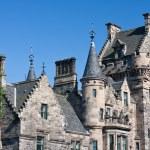 Arcitecture of Edinburgh — Stock Photo