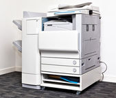 Office copying machine — Stock Photo