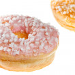 Two Glazed Donuts — Stock Photo #26215493