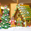 Gingerbread Christmas decoration — Stock Photo
