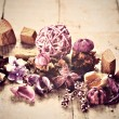 Potpourri used for aromatherapy — Stock Photo