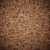 Gravel facade texture — Stock Photo