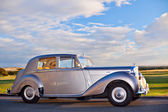 The Bentley Mark VI — Stockfoto
