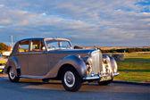 The Bentley Mark VI — Stock Photo
