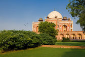 Humayun's Tomb in New Delhi, India — Stock Photo