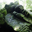 Goa Gajah or Elephant Cave in Bali — Foto Stock