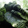 Goa Gajah or Elephant Cave in Bali — 图库照片