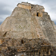 Uxmal - ruins of Maya civilization in Mexico — Stock Photo