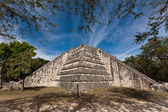 Ruins in Chichen Itza, Mexico — Stock Photo