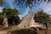 Ruins in Chichen Itza, Mexico — Stock Photo