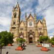 Stock Photo: Cathedral in Guadalajara Mexico