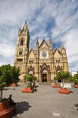 Cathedral in Guadalajara Mexico — Stock Photo