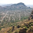 Stock Photo: Tepoztl- one of magic towns in Mexico